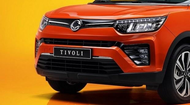 Ssangyong ra mắt phiên bản facelift 2020 cho Tivoli tại Hàn Quốc - 03