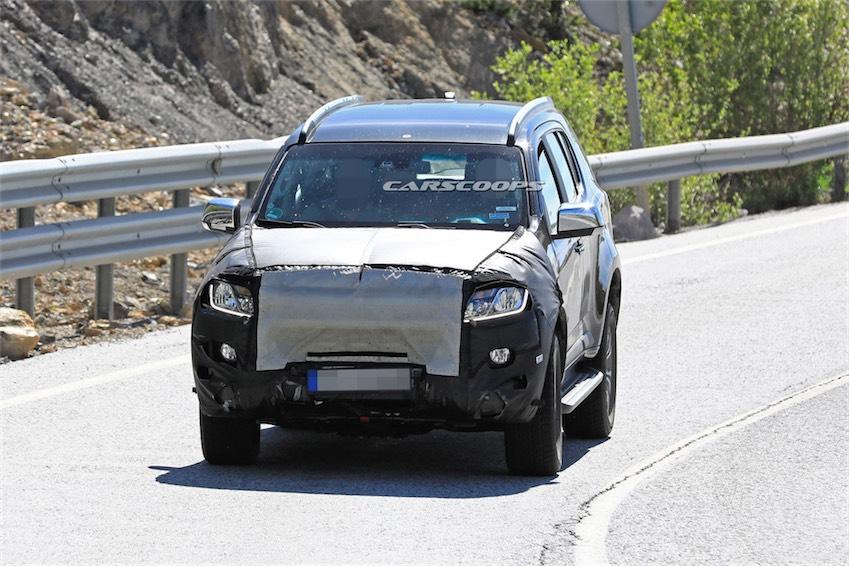Chevrolet đang nâng cấp cho Trailblazer thế hệ mới - 10