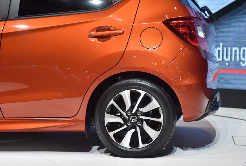 Honda Brio hoàn toàn mới với 3 phiên bản: G, RS, RS Two-Tone - 13