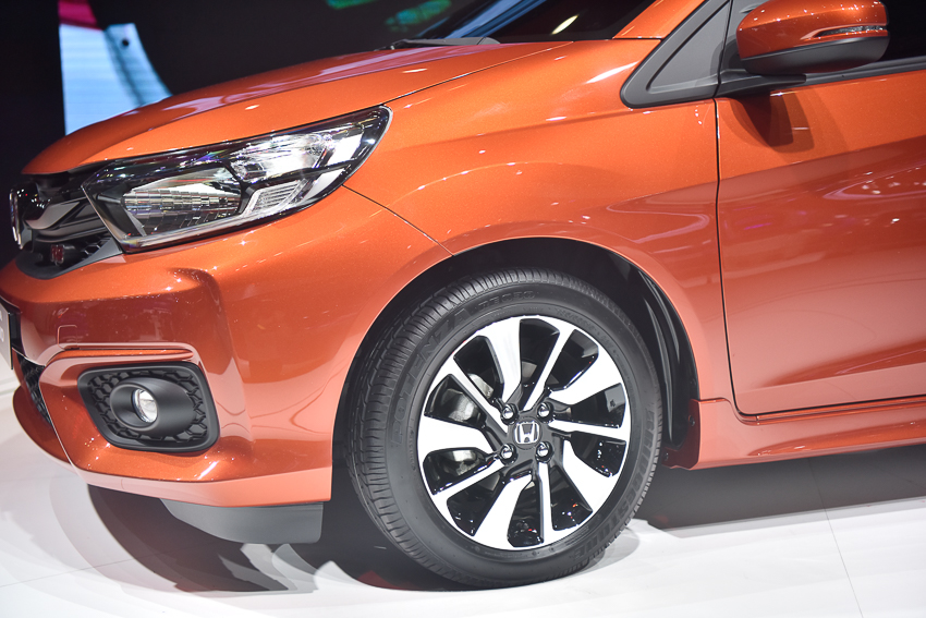Honda Brio hoàn toàn mới với 3 phiên bản: G, RS, RS Two-Tone - 16