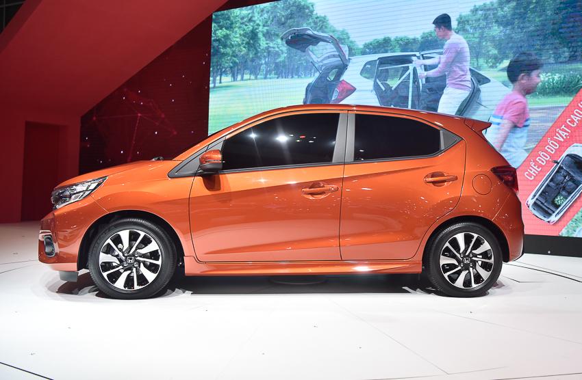 Honda Brio hoàn toàn mới với 3 phiên bản: G, RS, RS Two-Tone - 7