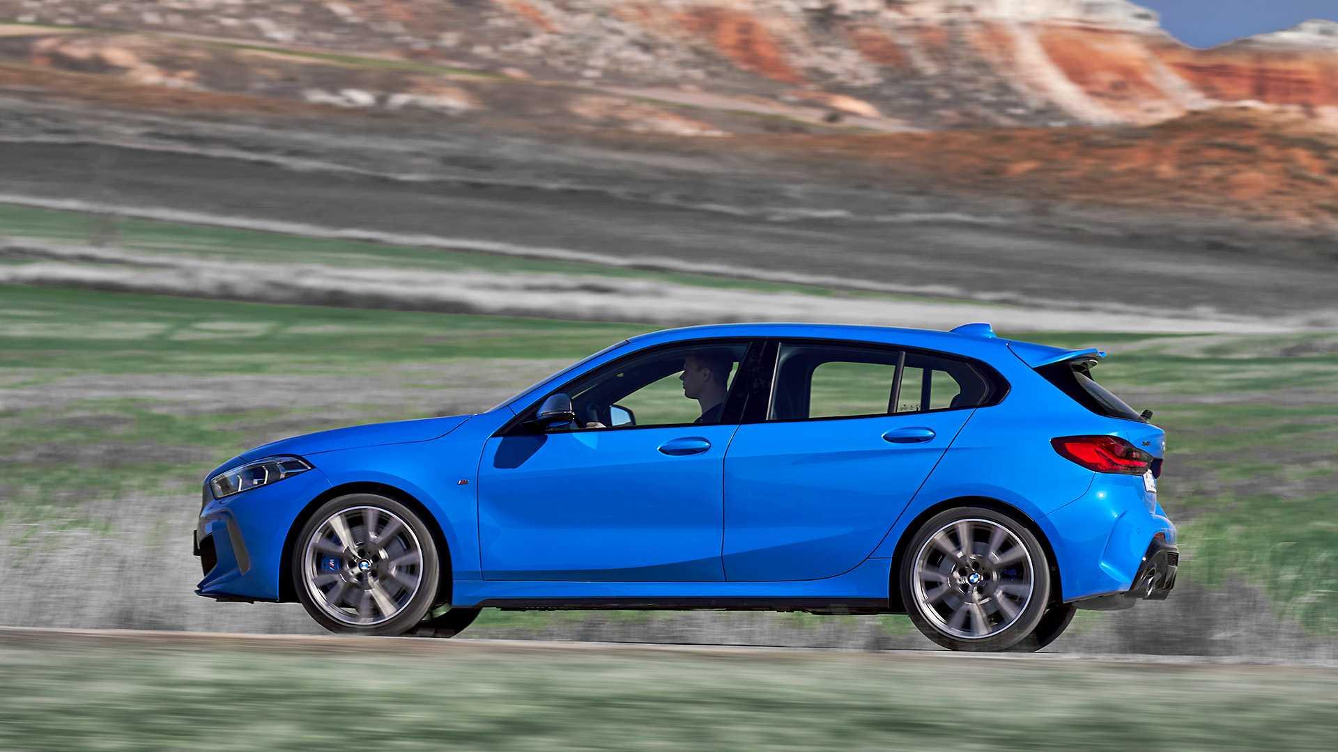 BMW 1 Series thế hệ mới, chiếc hatchback cỡ nhỏ chất không kém đàn anh X2 8
