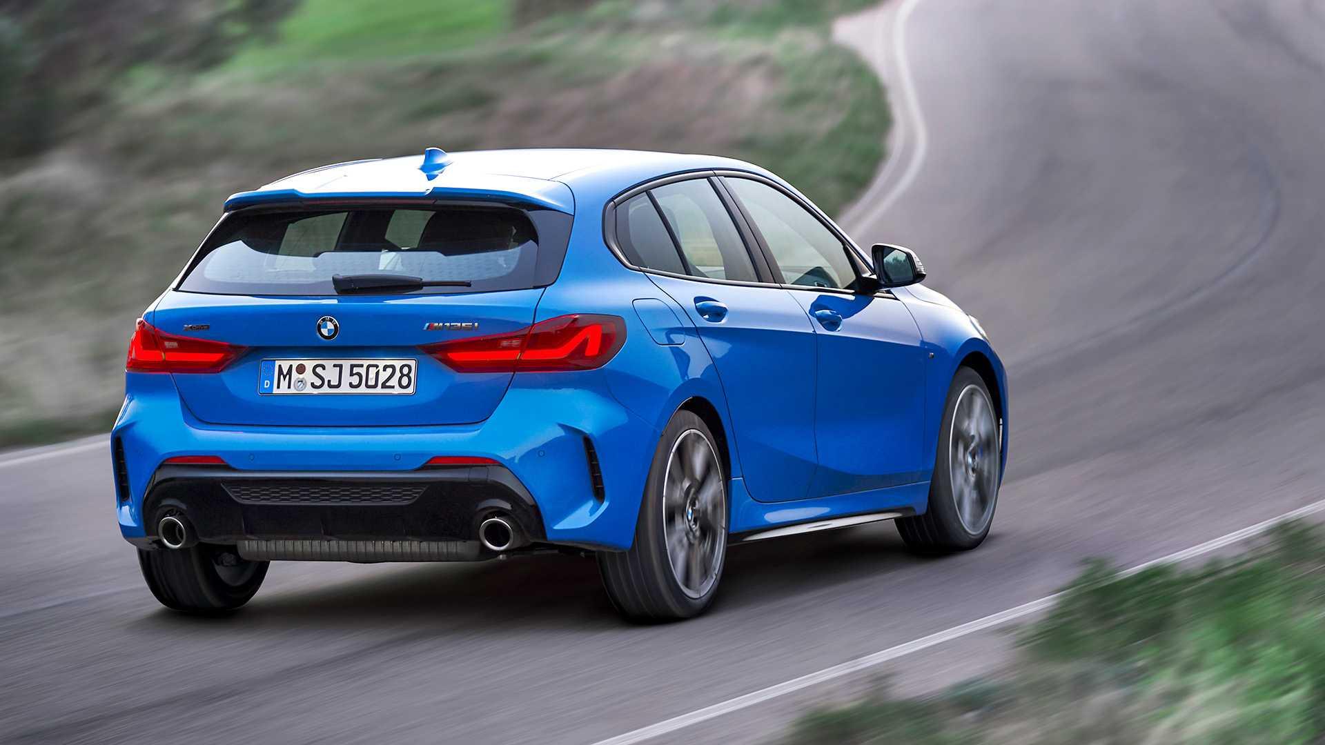 BMW 1 Series thế hệ mới, chiếc hatchback cỡ nhỏ chất không kém đàn anh X2 7