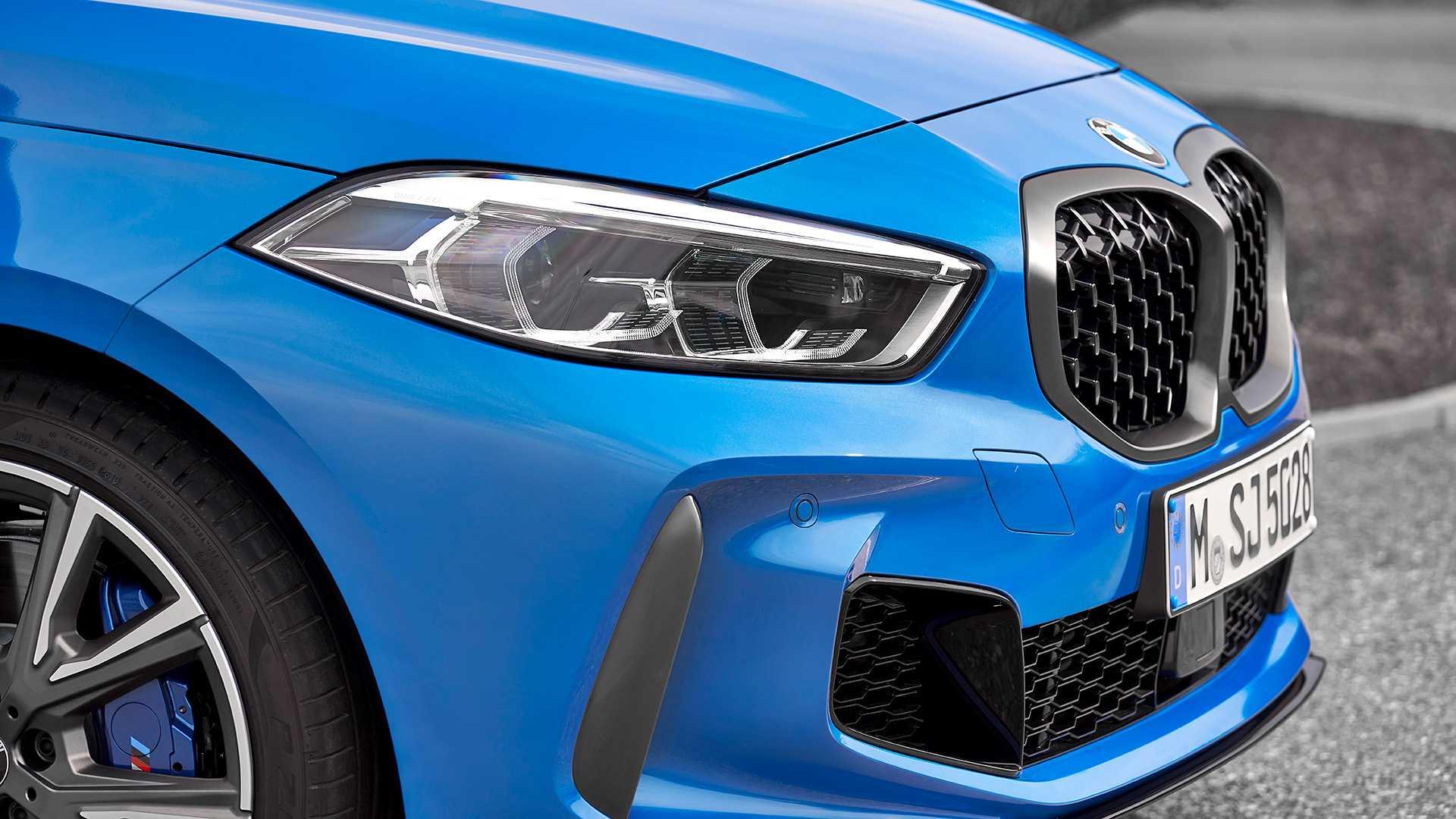 BMW 1 Series thế hệ mới, chiếc hatchback cỡ nhỏ chất không kém đàn anh X2 6
