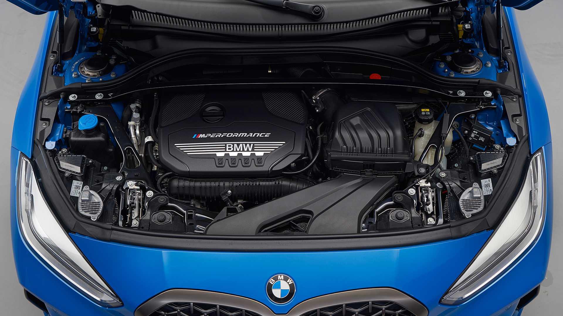 BMW 1 Series thế hệ mới, chiếc hatchback cỡ nhỏ chất không kém đàn anh X2 3