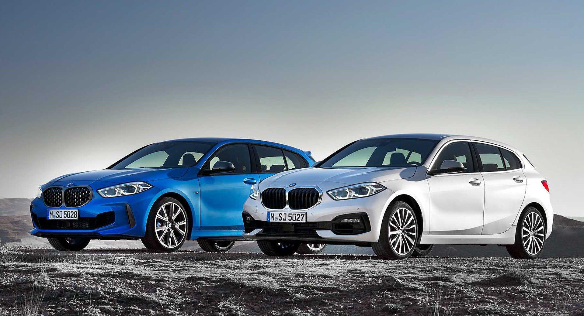 BMW 1 Series thế hệ mới, chiếc hatchback cỡ nhỏ chất không kém đàn anh X2 11