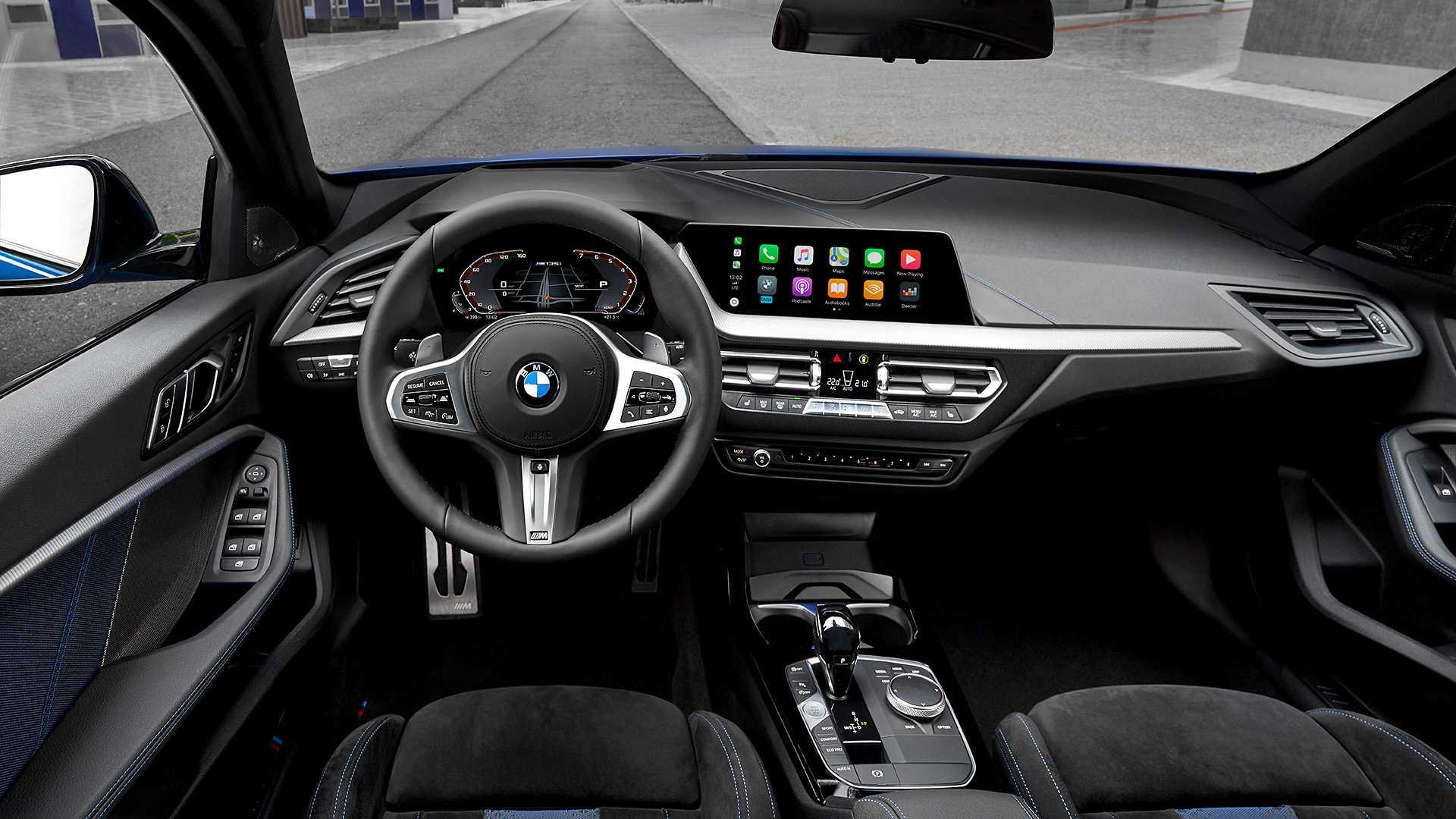 BMW 1 Series thế hệ mới, chiếc hatchback cỡ nhỏ chất không kém đàn anh X2 23