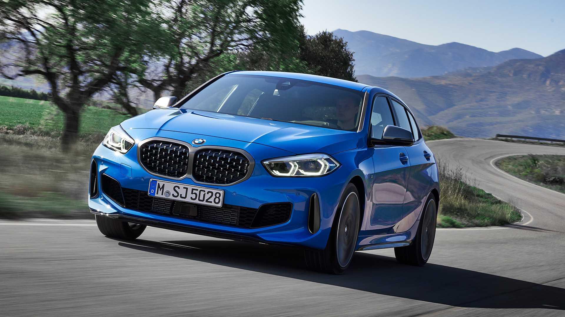 BMW 1 Series thế hệ mới, chiếc hatchback cỡ nhỏ chất không kém đàn anh X2 10