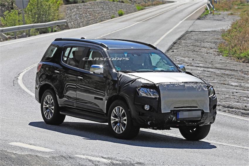 Chevrolet đang nâng cấp cho Trailblazer thế hệ mới - 03