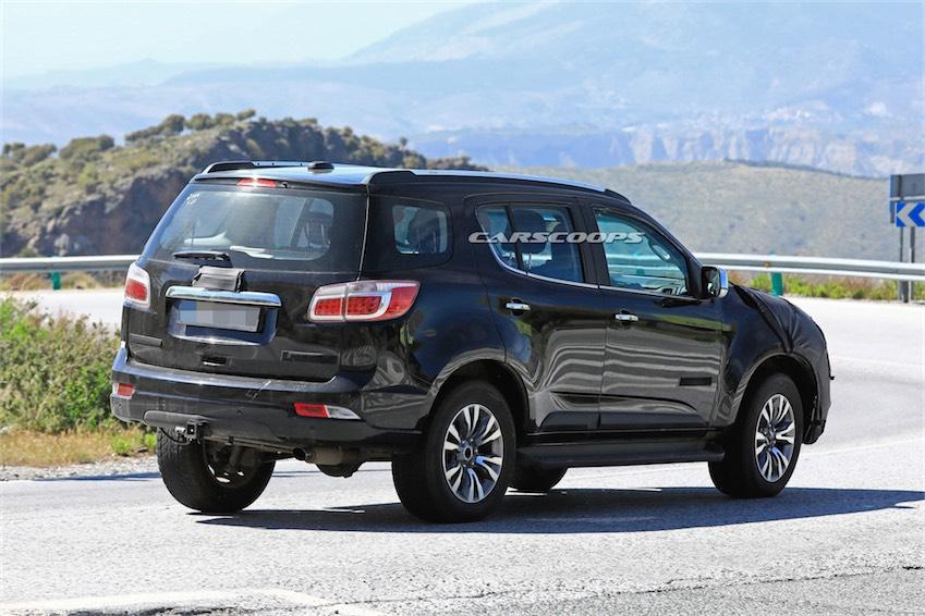 Chevrolet đang nâng cấp cho Trailblazer thế hệ mới - 07