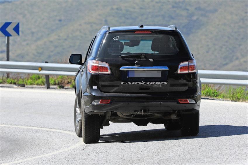 Chevrolet đang nâng cấp cho Trailblazer thế hệ mới - 09