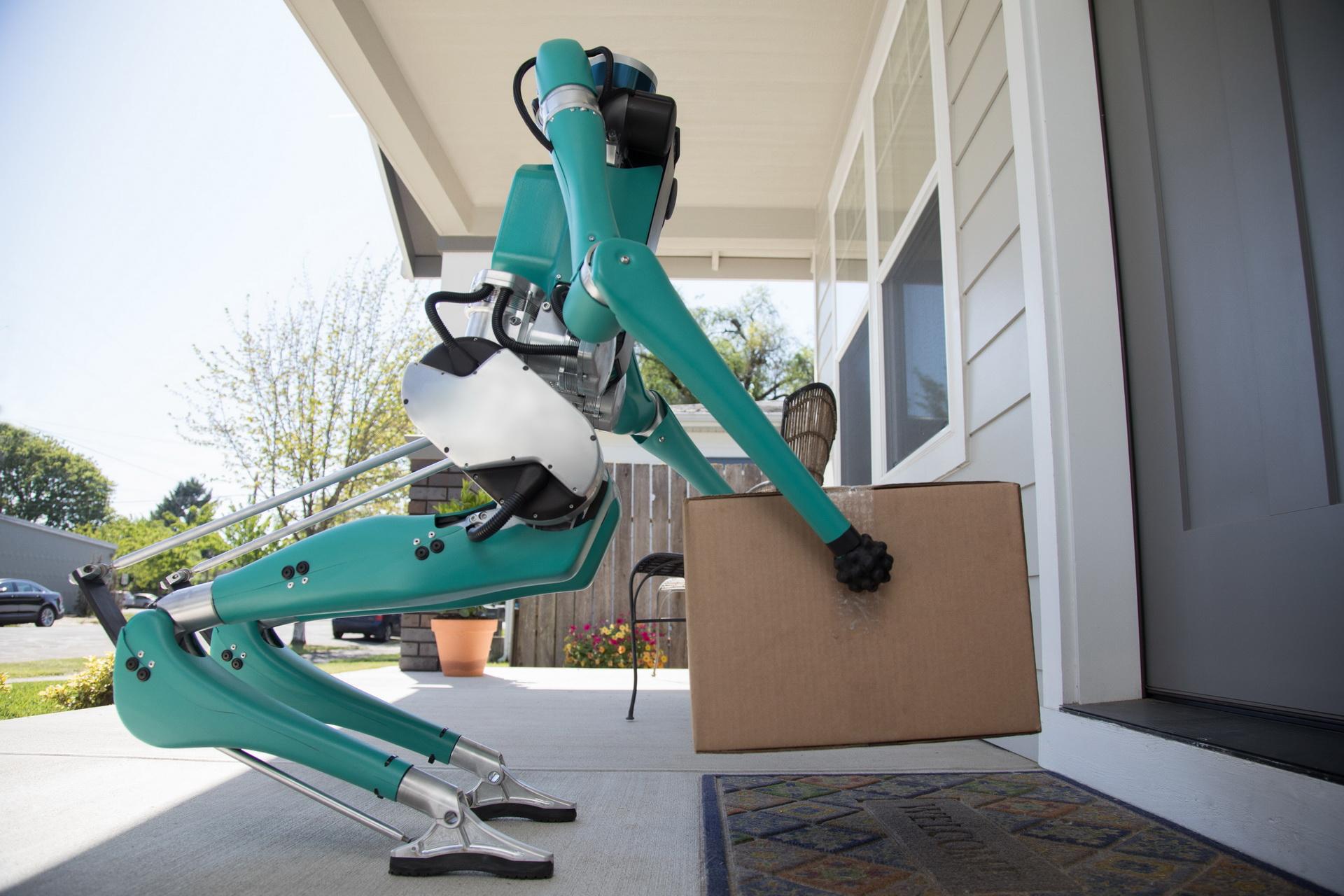 Ford phát triển Digit robot giao hàng tự động đến tận cửa - 3