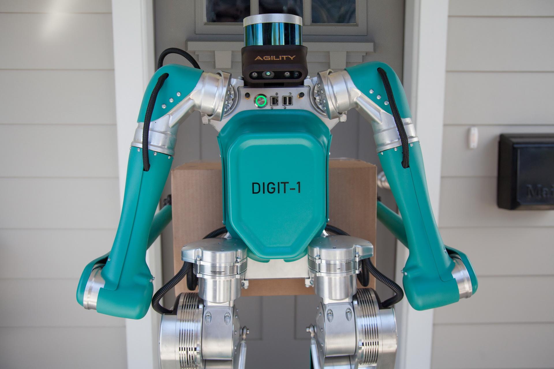 Ford phát triển Digit robot giao hàng tự động đến tận cửa - 7
