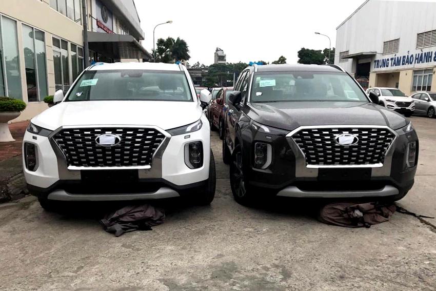 Lô xe Hyundai Palisade mới tiếp tục về Việt Nam - 5