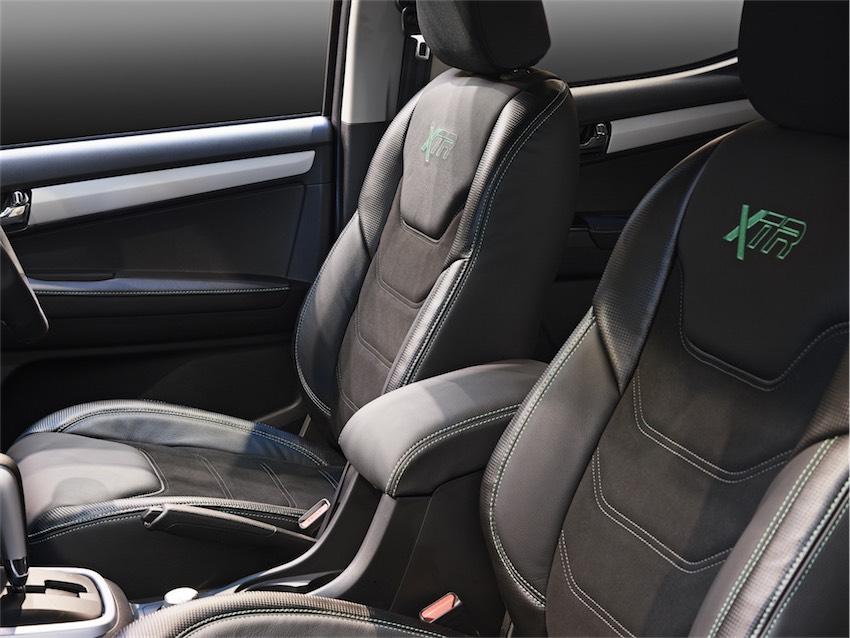Isuzu D Max bản đặc biệt XTR nâng cấp cực chất cho dân mê off-road - 3
