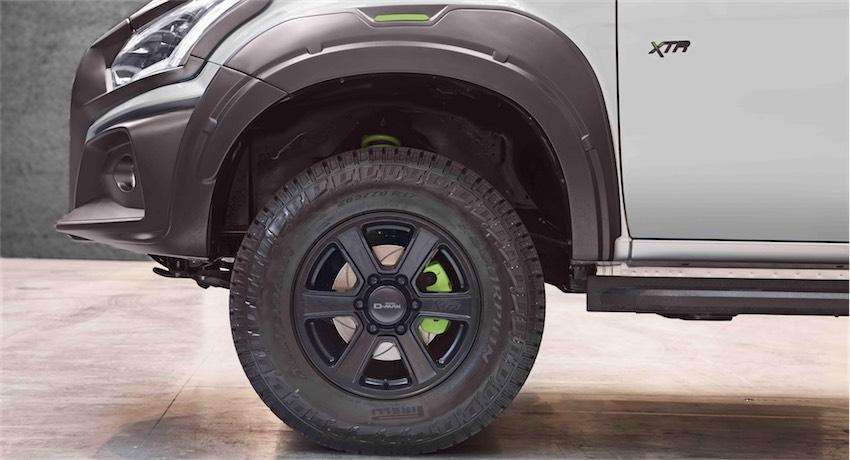 Isuzu D Max bản đặc biệt XTR nâng cấp cực chất cho dân mê off-road - 5