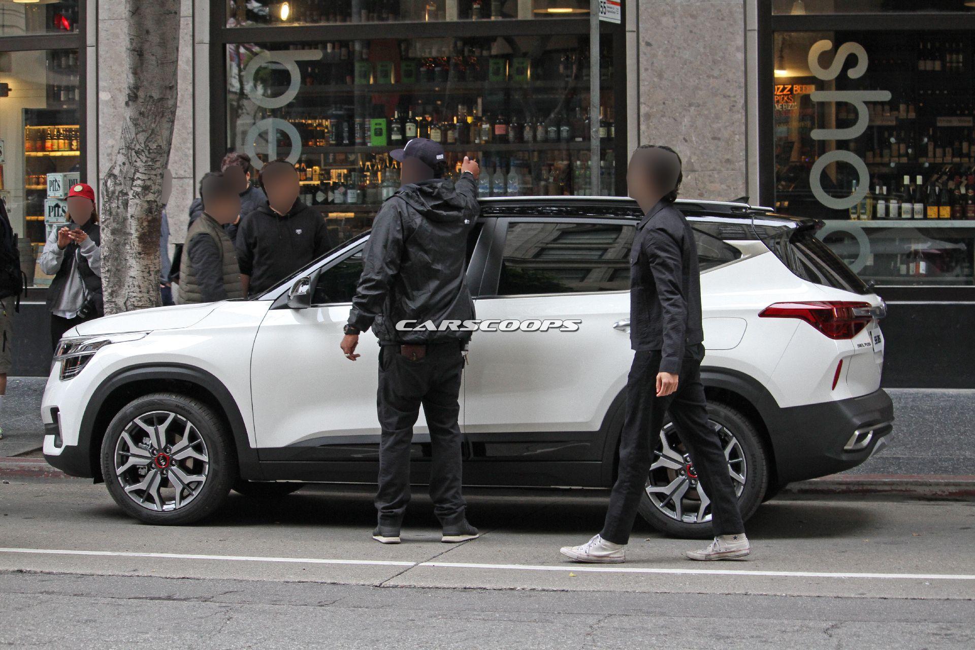 Lộ diện SUV mới của Kia cạnh tranh với Hyundai Kona - 03