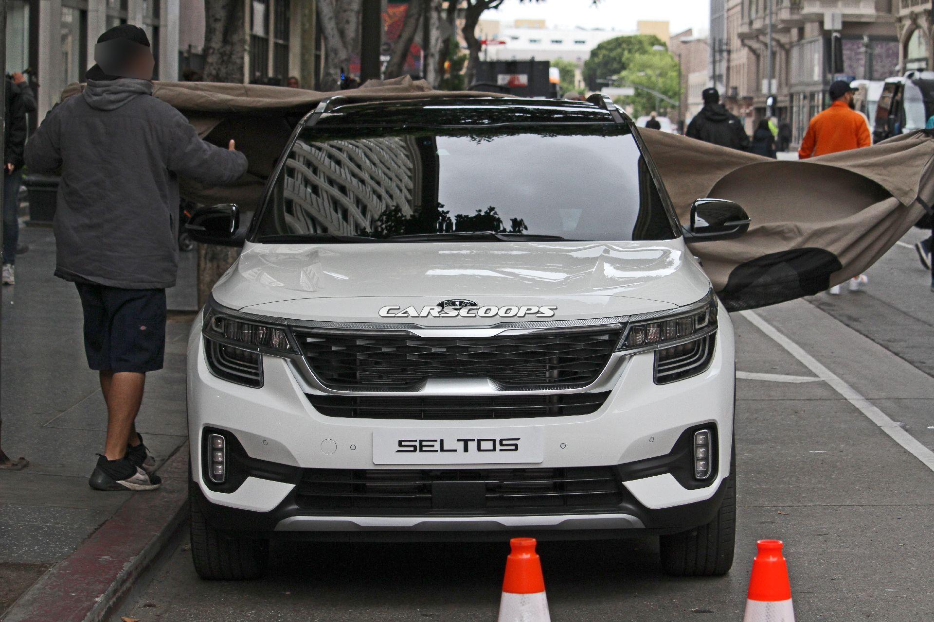 Lộ diện SUV mới của Kia cạnh tranh với Hyundai Kona - 05
