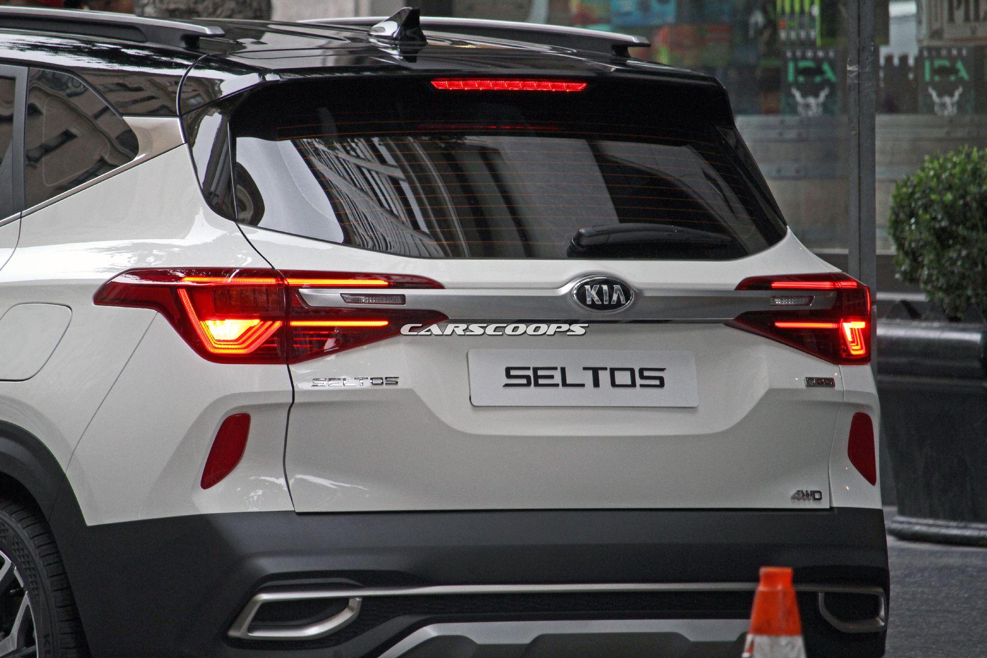 Lộ diện SUV mới của Kia cạnh tranh với Hyundai Kona - 06