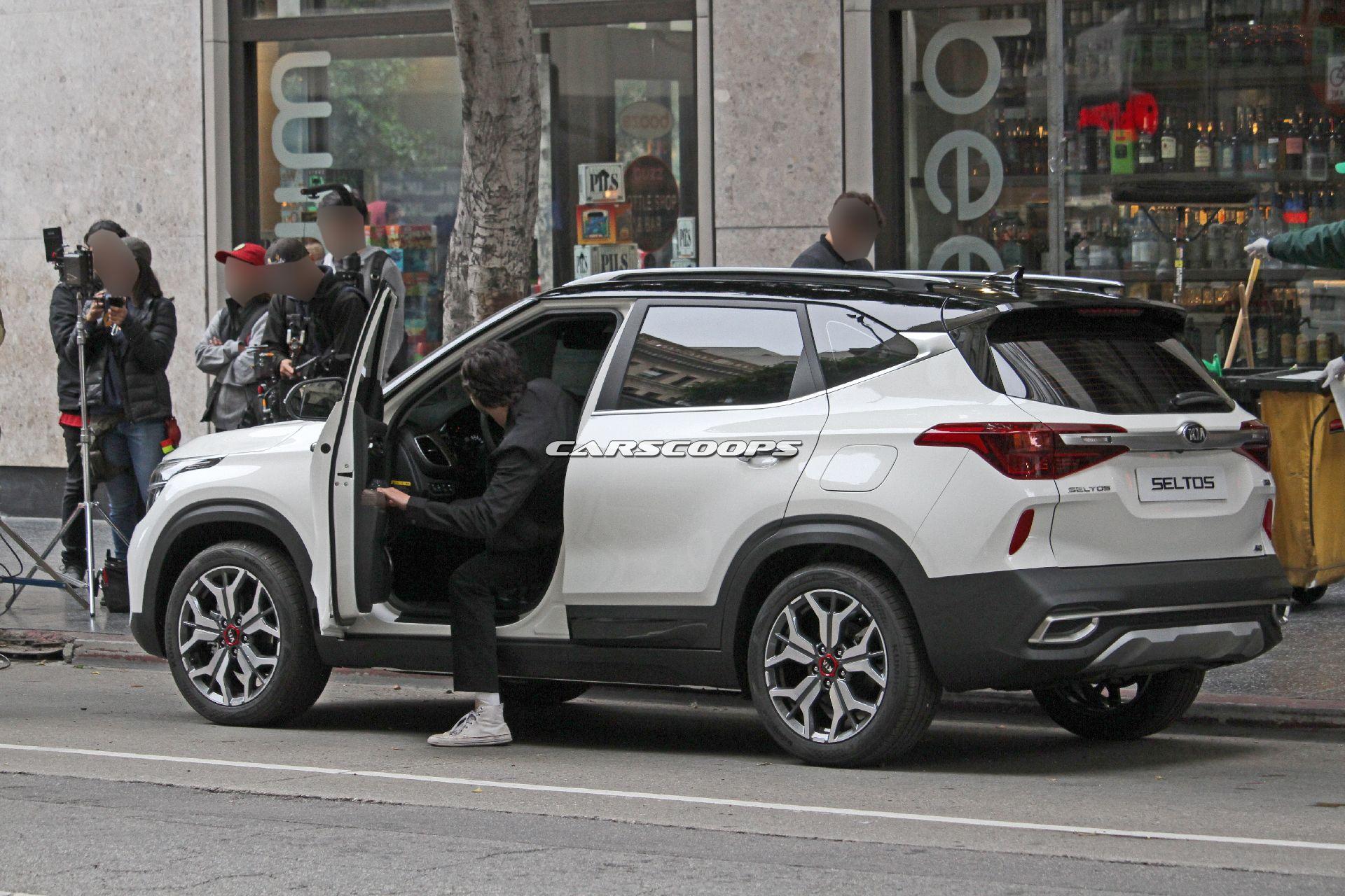 Lộ diện SUV mới của Kia cạnh tranh với Hyundai Kona - 07