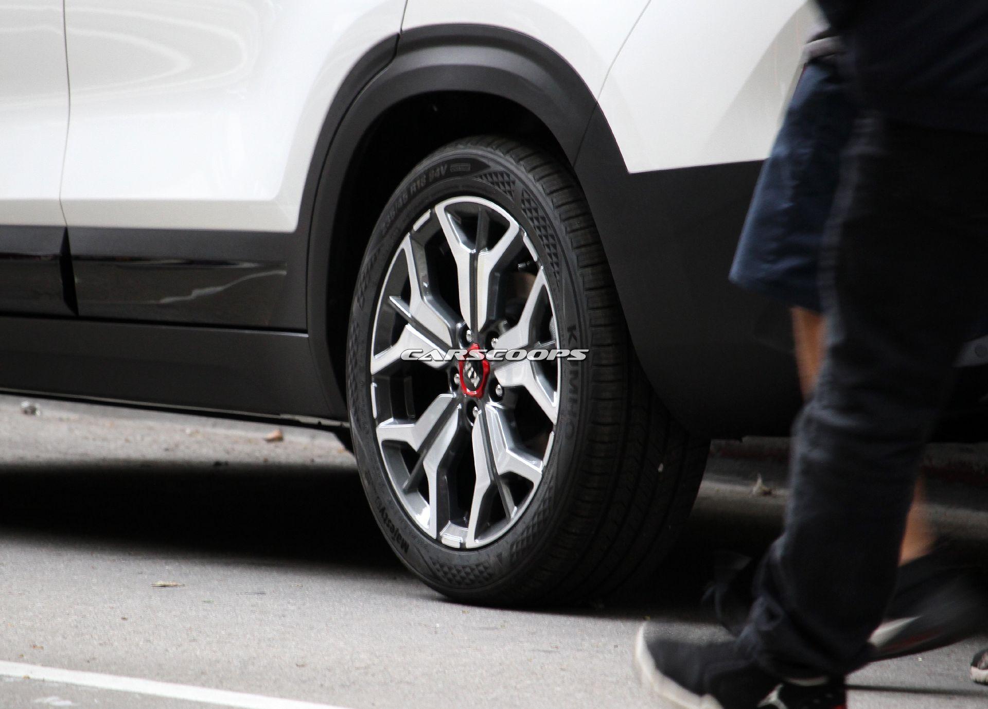 Lộ diện SUV mới của Kia cạnh tranh với Hyundai Kona - 08