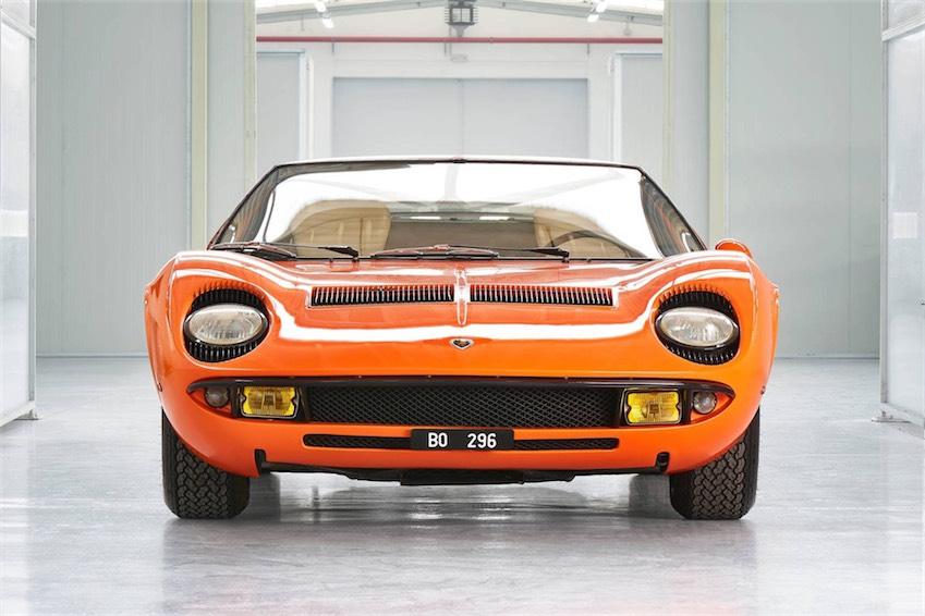Hồi sinh siêu xe cổ Miura sử dụng trong phim The Italian Job sau 50 năm - 5