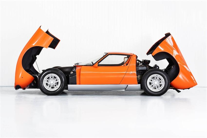 Hồi sinh siêu xe cổ Miura sử dụng trong phim The Italian Job sau 50 năm - 6