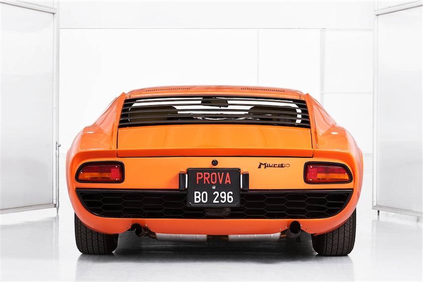 Hồi sinh siêu xe cổ Miura sử dụng trong phim The Italian Job sau 50 năm - 7