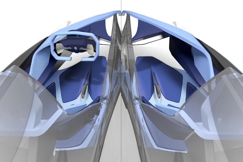 Maserati siêu xe điện tự lái Diatto trong tương lai 3