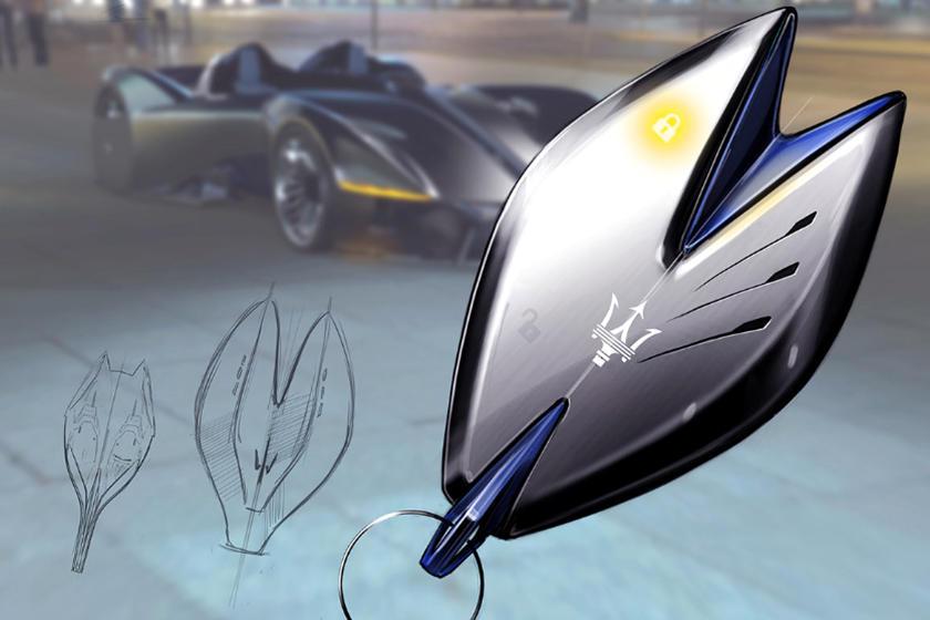 Maserati siêu xe điện tự lái Diatto trong tương lai 2