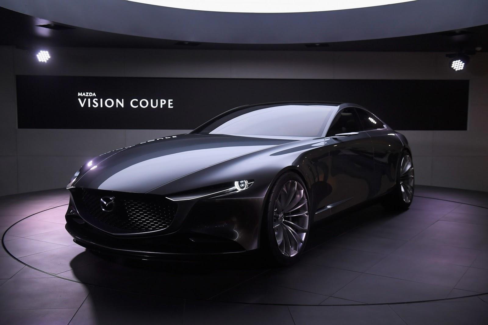 Mazda đang phát triển động cơ xăng và dầu 6 động cơ Skyactiv-X mới - 18