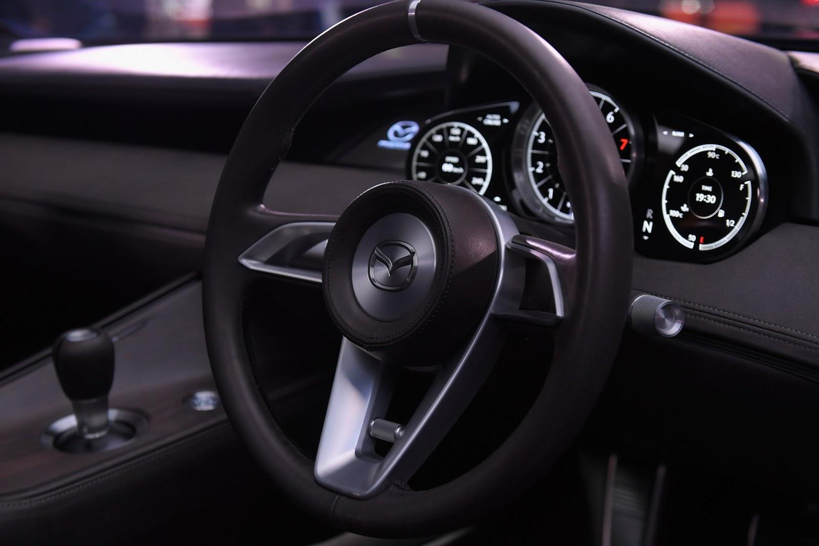 Mazda đang phát triển động cơ xăng và dầu 6 động cơ Skyactiv-X mới - 13