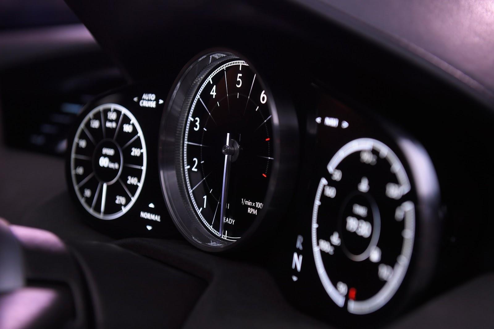 Mazda đang phát triển động cơ xăng và dầu 6 động cơ Skyactiv-X mới - 12