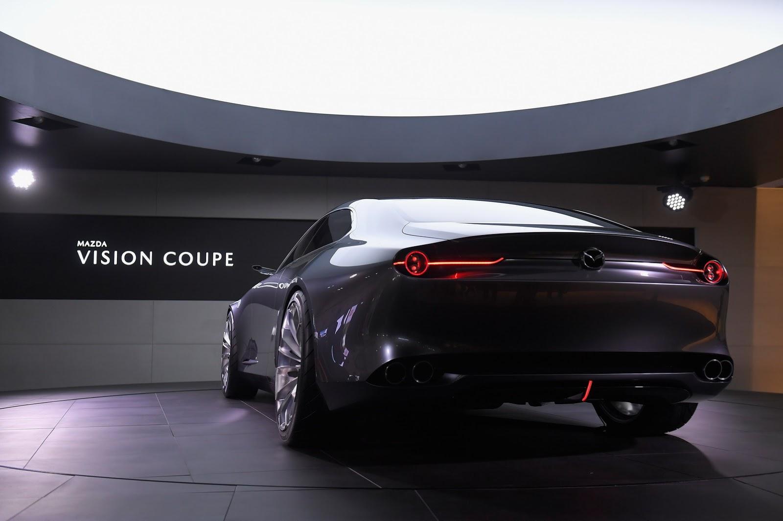 Mazda đang phát triển động cơ xăng và dầu 6 động cơ Skyactiv-X mới - 16