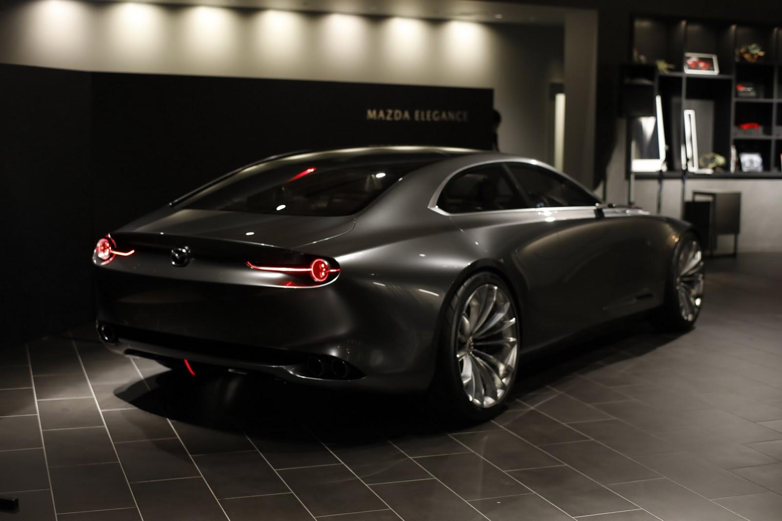 Mazda đang phát triển động cơ xăng và dầu 6 động cơ Skyactiv-X mới - 09
