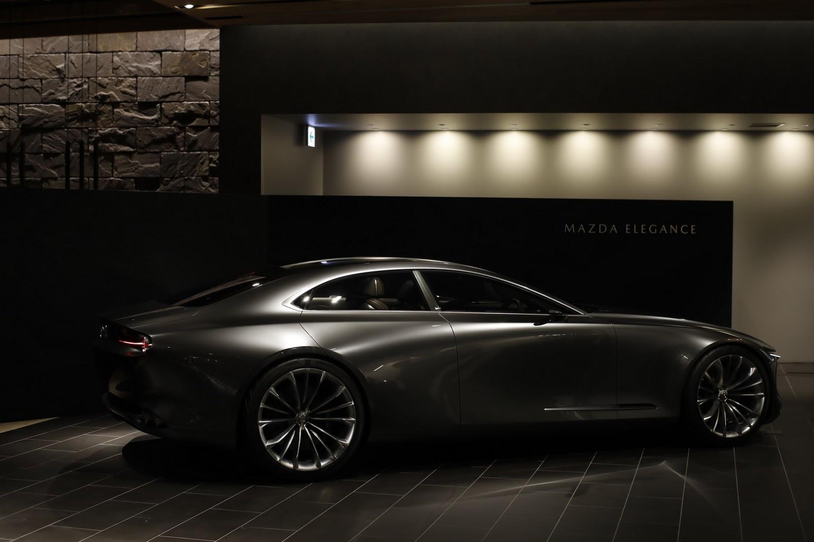 Mazda đang phát triển động cơ xăng và dầu 6 động cơ Skyactiv-X mới - 08