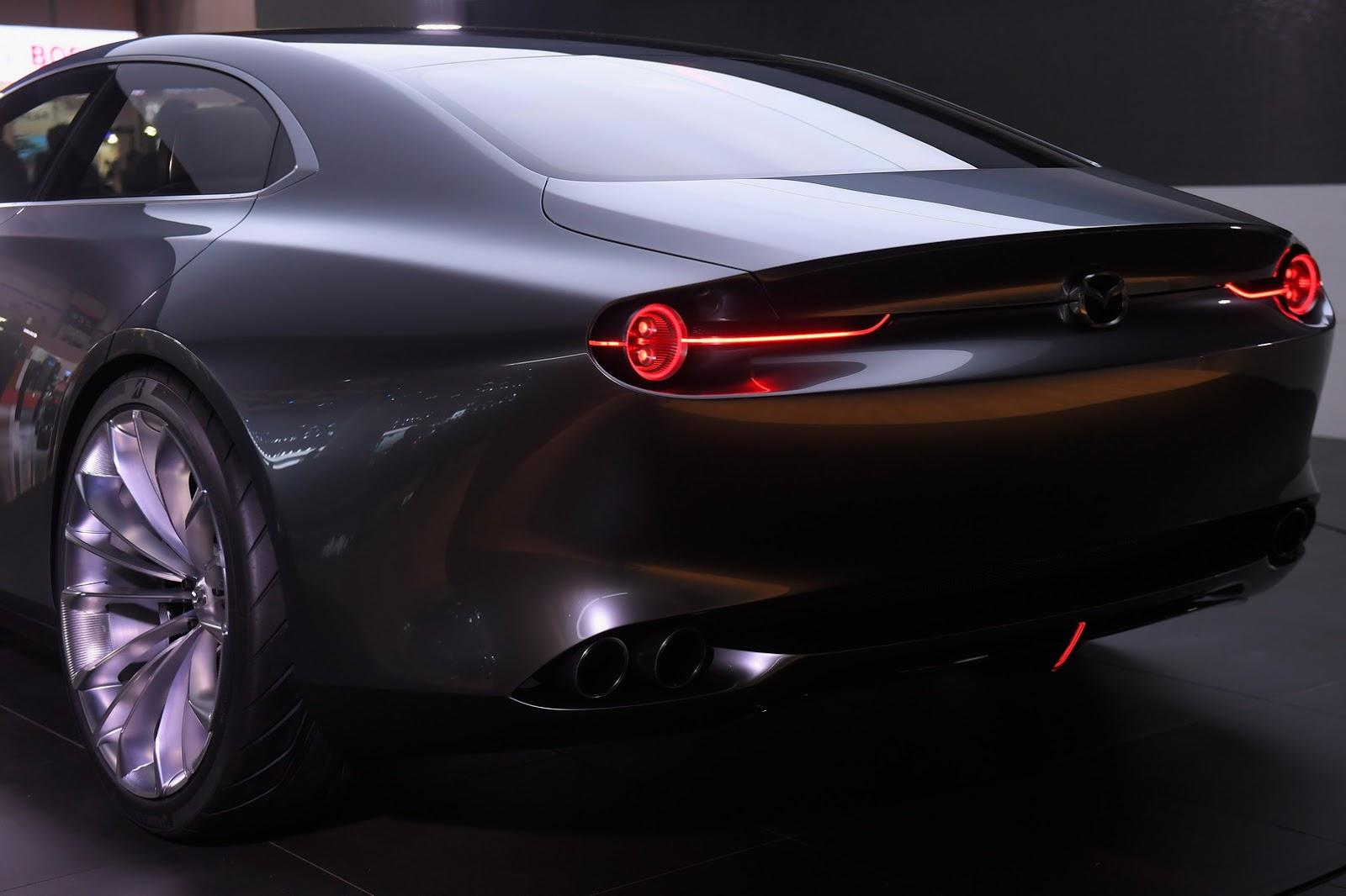 Mazda đang phát triển động cơ xăng và dầu 6 động cơ Skyactiv-X mới - 15