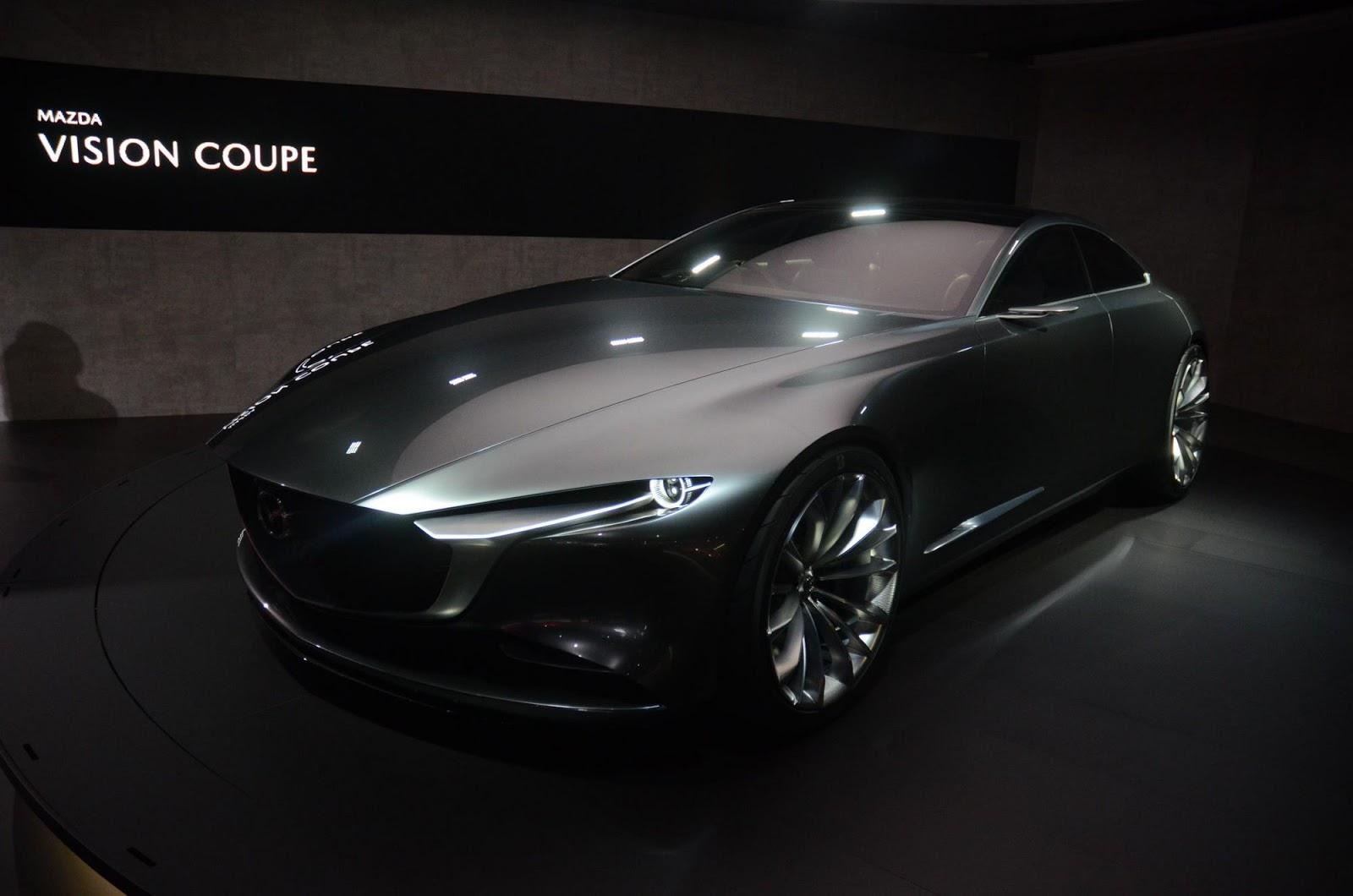 Mazda đang phát triển động cơ xăng và dầu 6 động cơ Skyactiv-X mới - 14