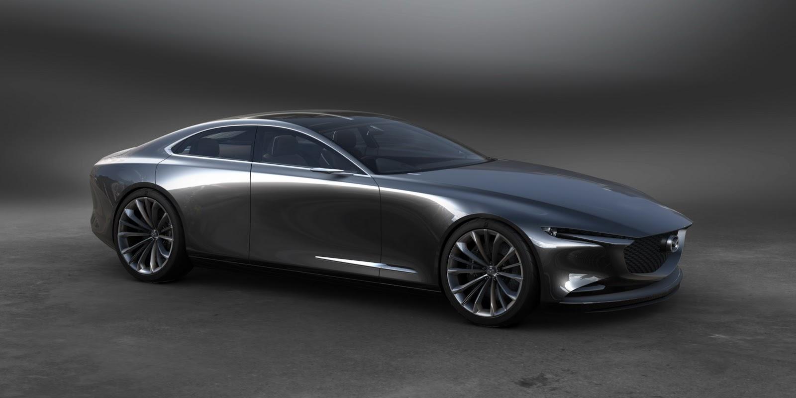 Mazda đang phát triển động cơ xăng và dầu 6 động cơ Skyactiv-X mới - 04