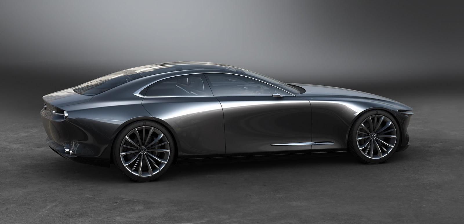 Mazda đang phát triển động cơ xăng và dầu 6 động cơ Skyactiv-X mới - 03