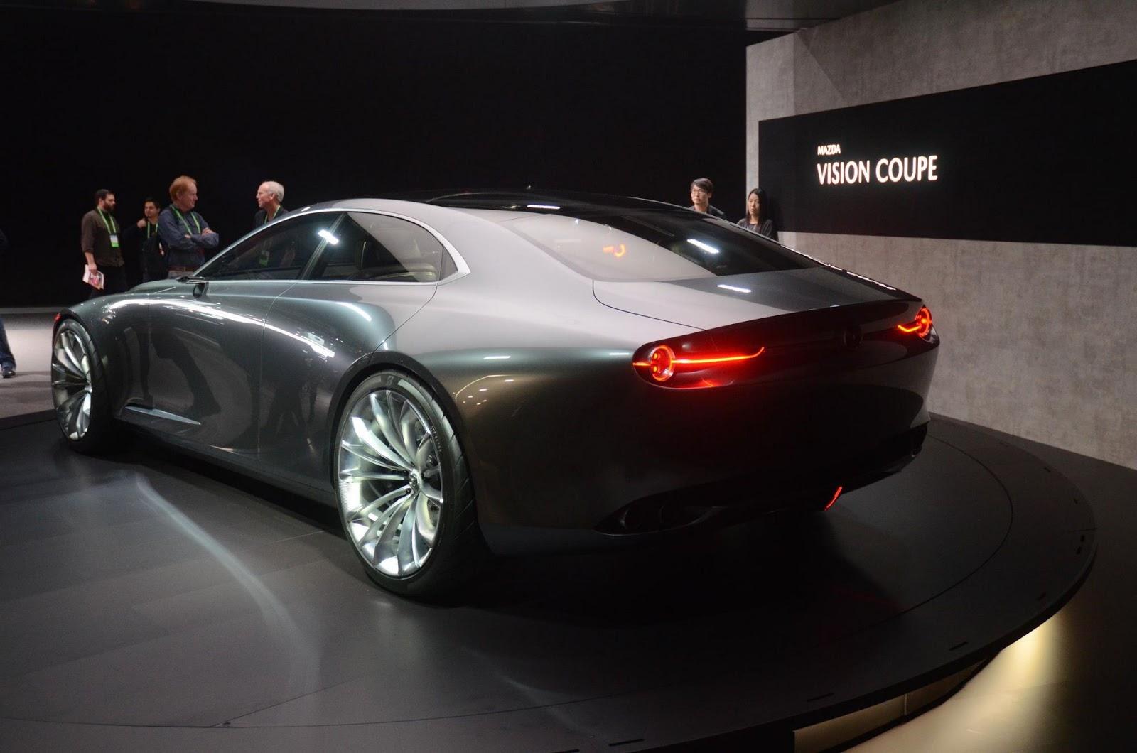 Mazda đang phát triển động cơ xăng và dầu 6 động cơ Skyactiv-X mới - 20