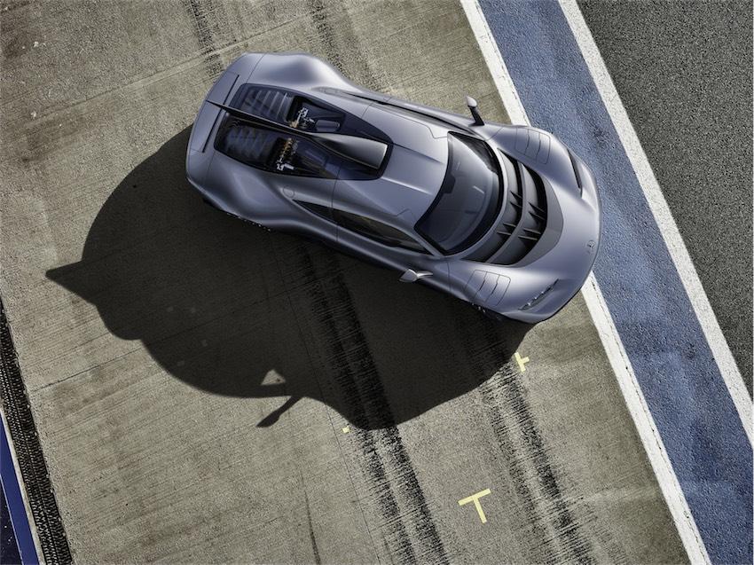 Mercedes-AMG Project One tương lai sẽ sử dụng động cơ tăng áp điện - 6