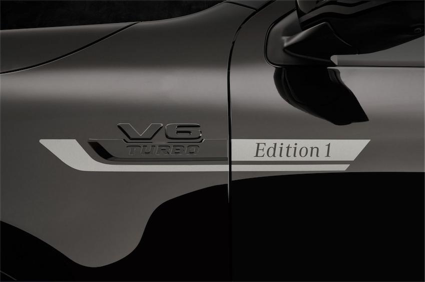 Bán tải hạng sang Mercedes-Benz X-Class Edition 1 bản giới hạn - 5