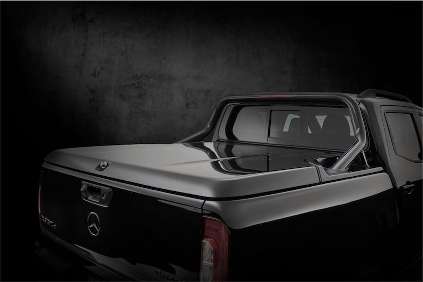 Bán tải hạng sang Mercedes-Benz X-Class Edition 1 bản giới hạn -6