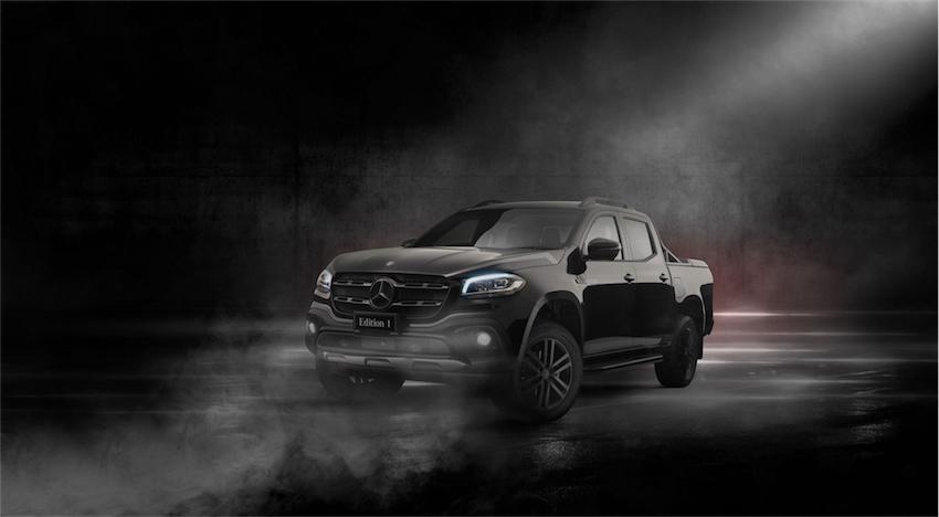 Bán tải hạng sang Mercedes-Benz X-Class Edition 1 bản giới hạn - 7