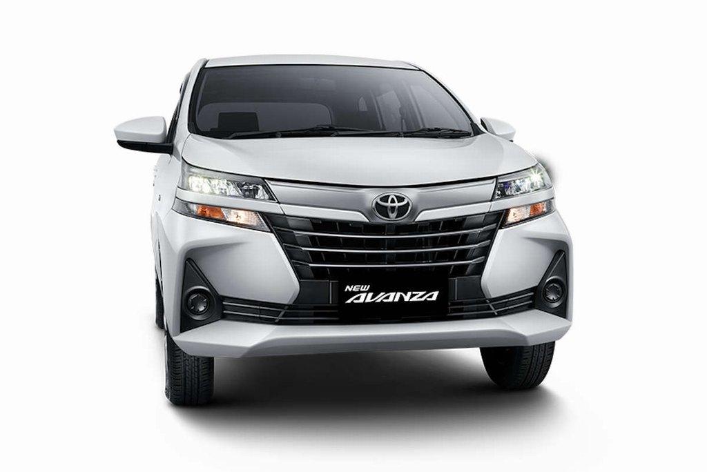 Toyota Avanza 2019 phiên bản nâng cấp - 6
