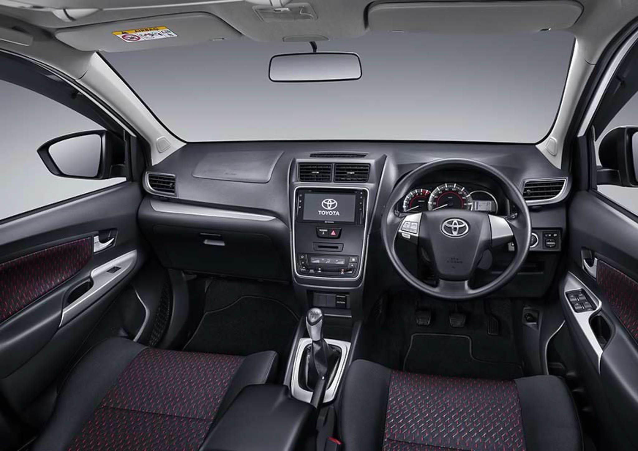 Toyota Avanza 2019 phiên bản nâng cấp - 8