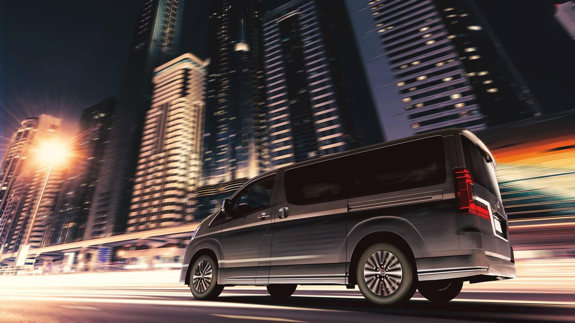 Ra mắt Toyota Granvia 7 chỗ dành cho nhà giàu, dựa trên nền tảng Hiace - 03