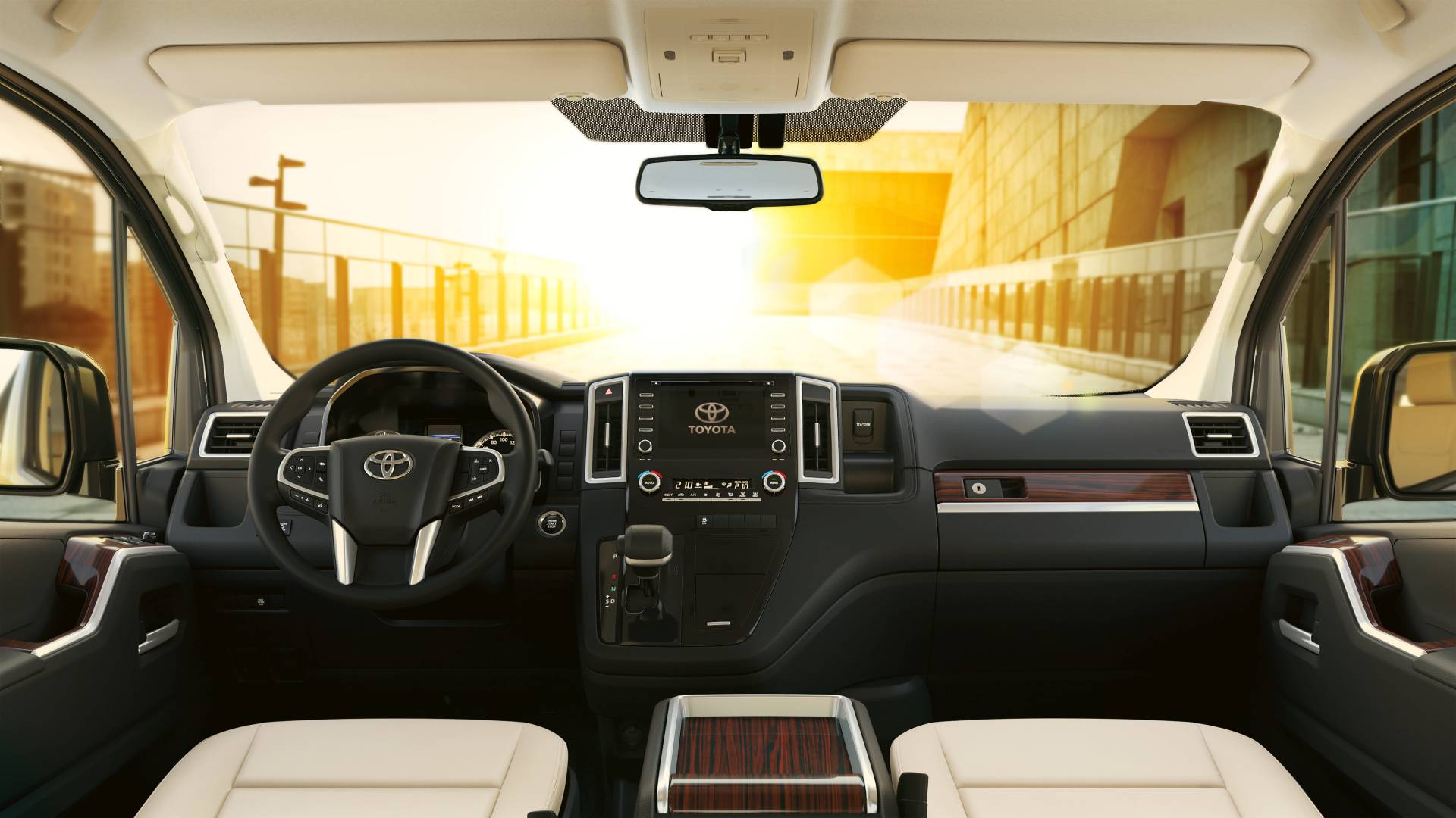 Ra mắt Toyota Granvia 7 chỗ dành cho nhà giàu, dựa trên nền tảng Hiace - 04