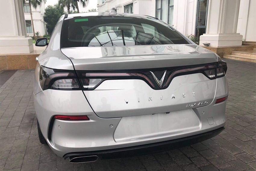 Loạt xe ô tô Vinfast bản thương mại xuất hiện ảnh thực tế tại Hải Phòng - 15